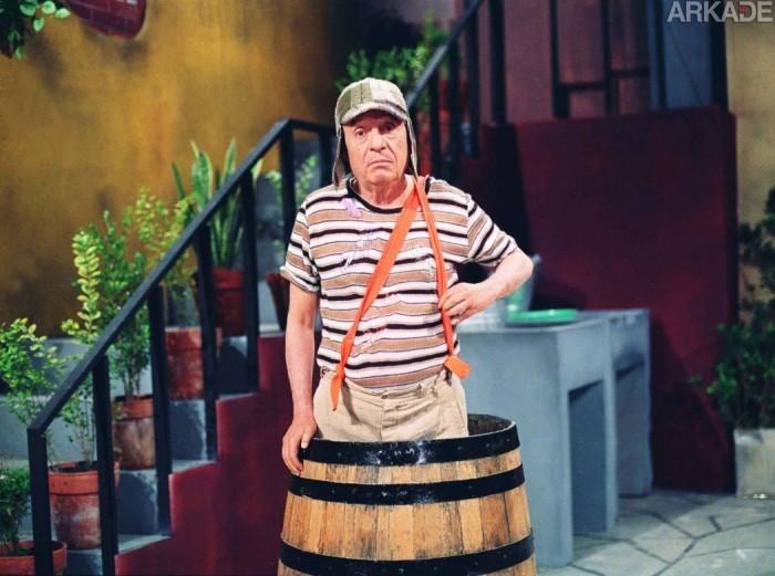 Chaves e Chapolin nos ofereceram muitas risadas e até videogames. Obrigado por tudo, Chespirito!
