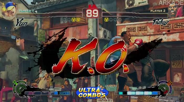 Conheça o mundo mágico dos Super Combos de Ultra Street Fighter 4