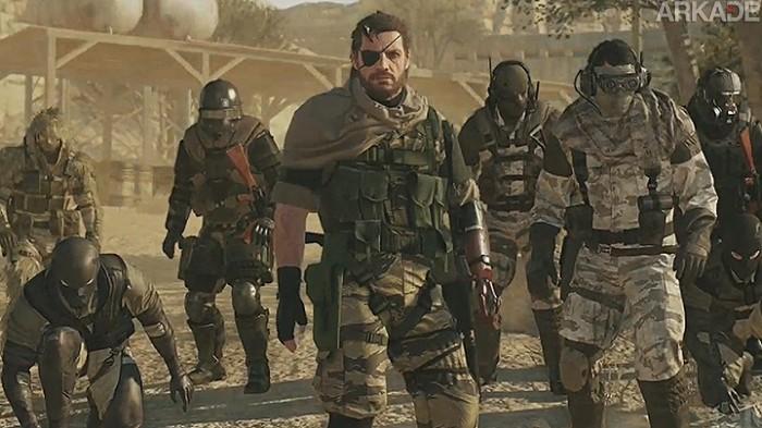 TGA 2014: Multiplayer de Metal Gear Solid, novo King's Quest e muito mais nos trailers do evento