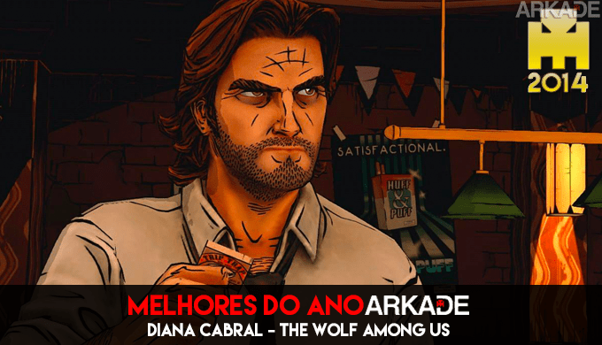 Especial Arkade Melhores Jogos do Ano: The Wolf Among Us