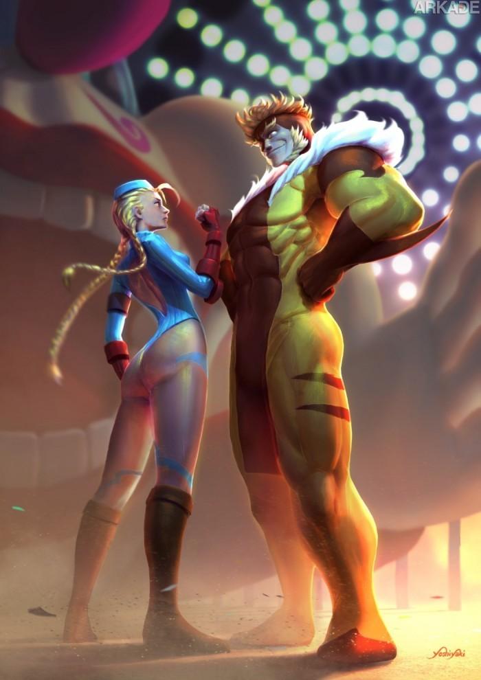 Pare o que estiver fazendo para conferir este tributo de artistas brasileiros à série Marvel Vs. Capcom