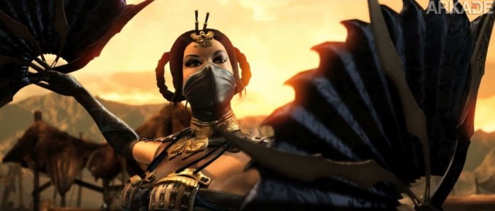 Mortal Kombat X: novo trailer (em 1080p a 60fps) apresenta Kung Lao e Kitana!