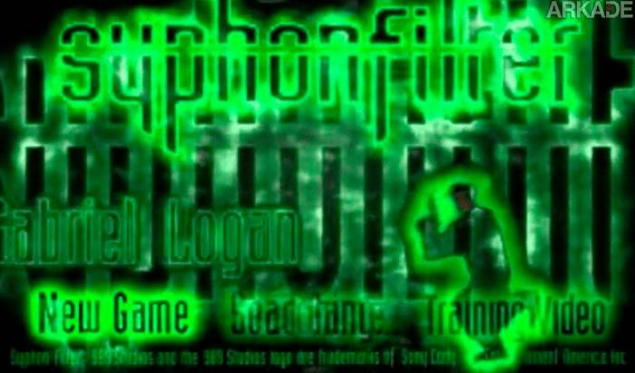 RetroArkade: Snake tinha um colega no PSOne. Relembre Gabe Logan e Syphon Filter