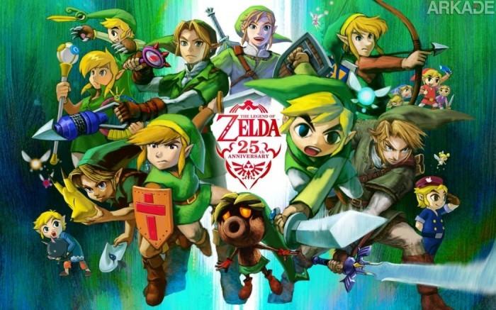 Netflix e Nintendo estão preparando uma série live-action de Legend of Zelda, de acordo com o Wall Street Journal