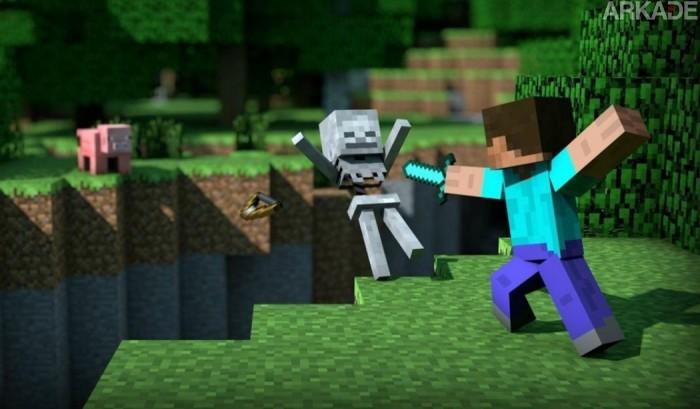 """Tribuna Arkade: Minecraft pode ser banido da Turquia por conter """"elementos de violência"""""""