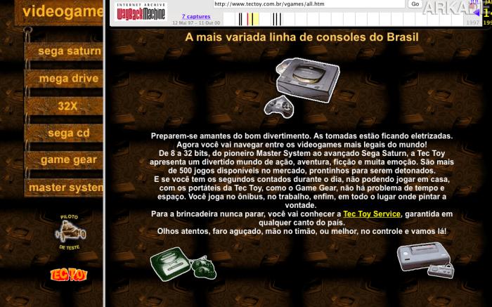 RetroArkade: a guerra SEGA x Nintendo no Brasil foi Tec Toy x Playtronic. Quem venceu?