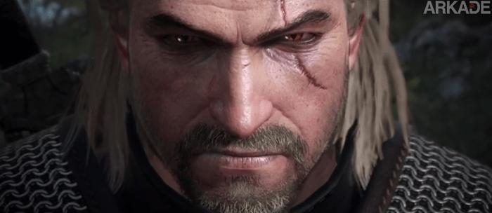 """The Witcher 3 terá o primeiro sistema de """"crescimento de barba"""" realista do mundo dos games"""