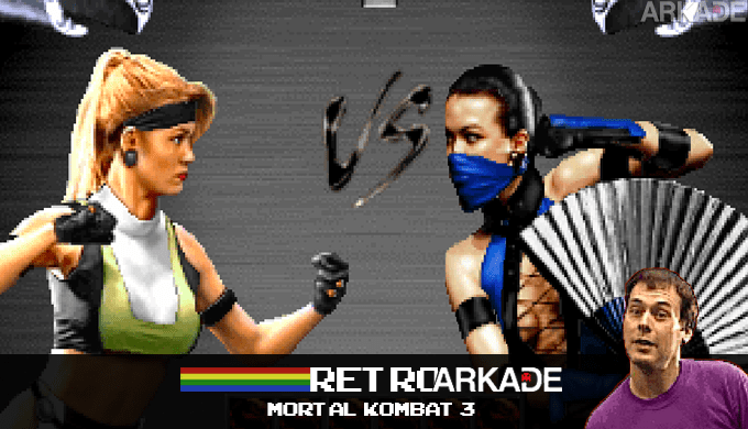 Mortal RetroArkade: Defendendo a Terra de Outworld em Mortal Kombat 3