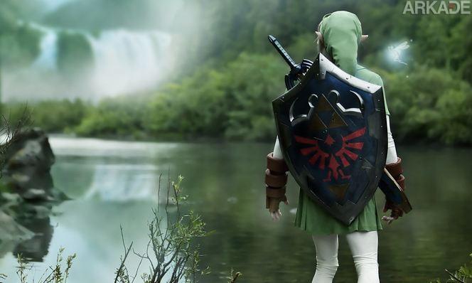 Esse curta live action de Zelda feito por fãs parece estar ficando bom demais para ser verdade