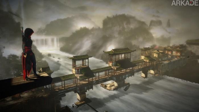 Assassin's Creed Chronicles: China ganha novo trailer com a trama da assassina Shao Jun