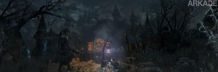 """Harry Potter, mortes estranhas, """"zeradas impossíveis"""": Bloodborne já nos proporciona tudo isso, confira."""