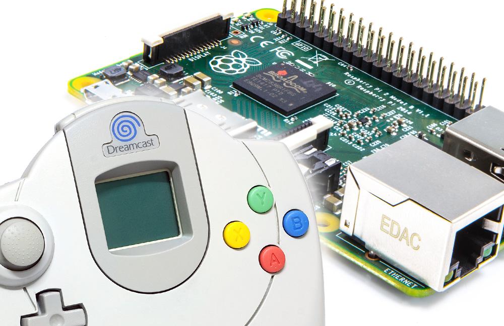 Já é possível jogar Dreamcast no Rapsberry Pi, o mini computador de 100 reais - Arkade