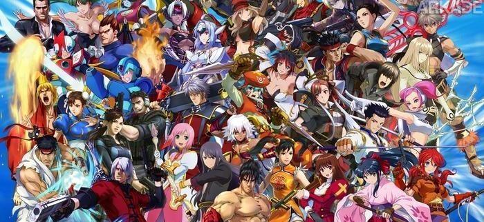 Project X Zone 2: Confira o encontro de grandes nomes dos games. Tem Mega Man, Chun Li e muito mais!
