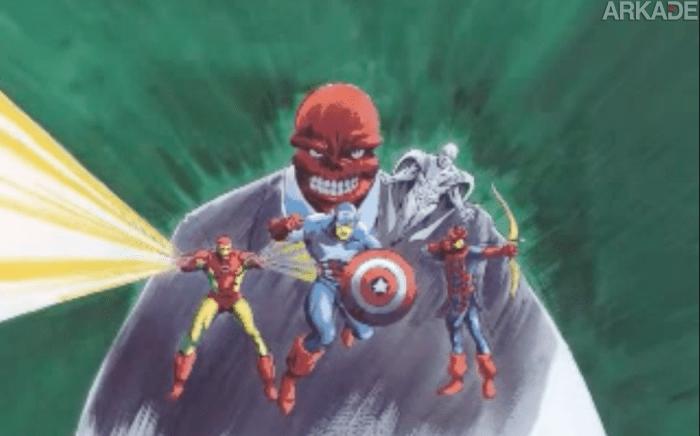 RetroArkade: Captain America and the Avengers é a simplicidade que diverte