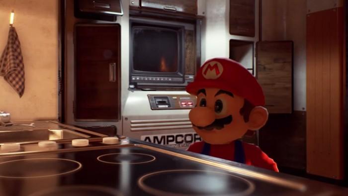 """Fã coloca o Super Mario em cenários """"next-gen"""" usando o poder do Unreal Engine"""