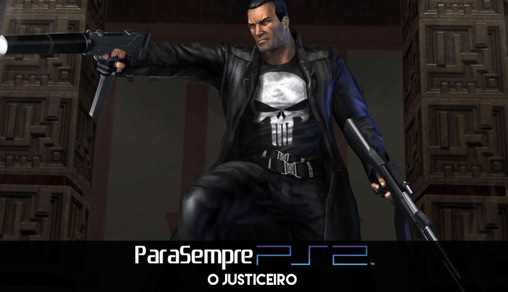 o jogo o justiceiro para ps2