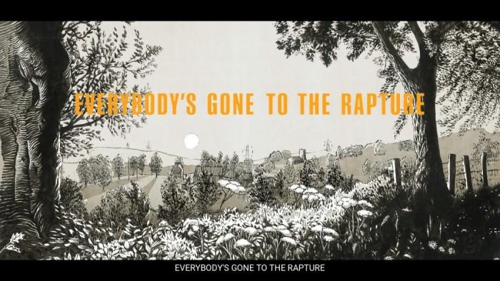 Análise Arkade: a bela e melancólica (e lenta) exploração de Everybody's Gone to the Rapture