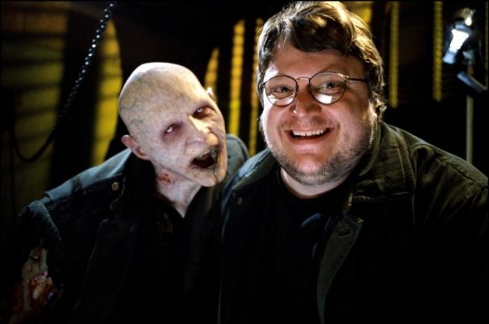 Guillermo Del Toro diz que aprendeu com Kojima, mas não quer mais fazer games.