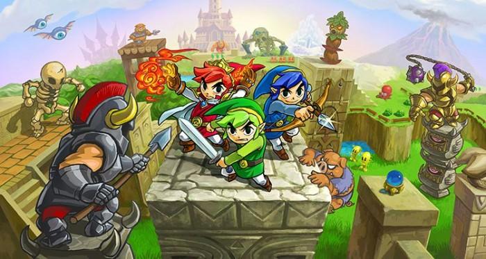 Com diversão cooperativa, The Legend Of Zelda: Triforce Heroes ganha novo trailer