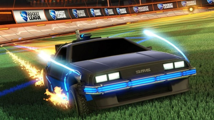 Great Scott! Rocket League receberá o DeLorean do filme De Volta Para o Futuro!
