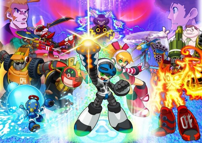 Mighty No. 9 recebe novo trailer que apresenta seus modos de jogo (e promete muita diversão)