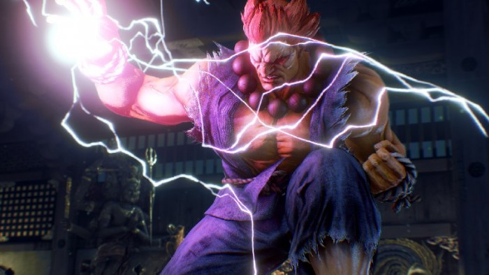 E o novo personagem de Tekken 7 é... Akuma, de Street Fighter!