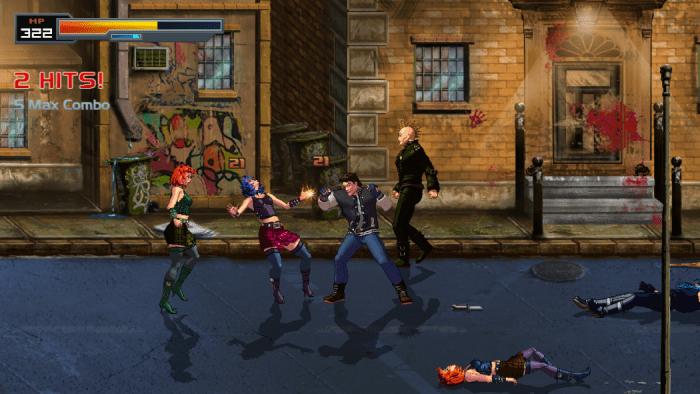 Night City Assault é um beat 'em up retrô que homenageia Final Fight e Streets of Rage