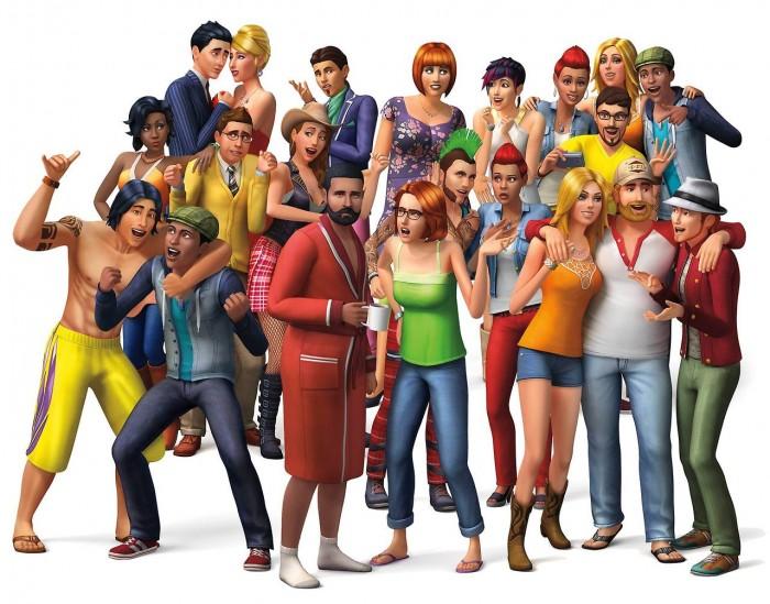 De Volta ao Arkade: Fretishe chika, a história de The Sims