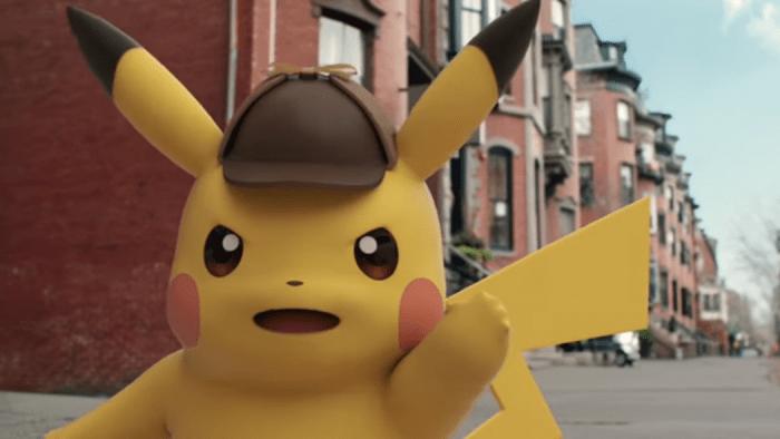 Pikachu vai virar detetive (e falar!) em seu novo game, Great Detective Pikachu!