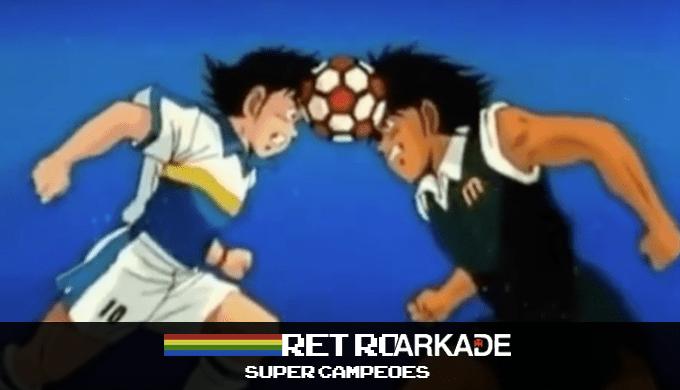 RetroArkade: E é gol, torcida brasileira! Super Campeões