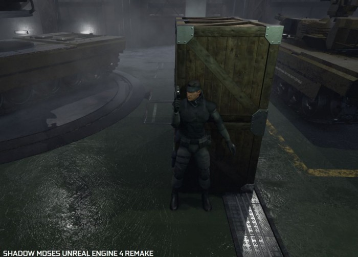 Shadow Moses, o remake fan-made do primeiro Metal Gear Solid foi cancelado sem mais, nem menos!
