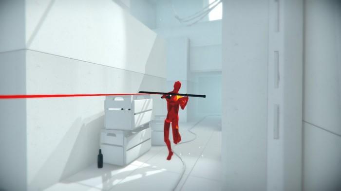 Análise Arkade: Quebrando as barreiras de realidade e tempo em SUPERHOT