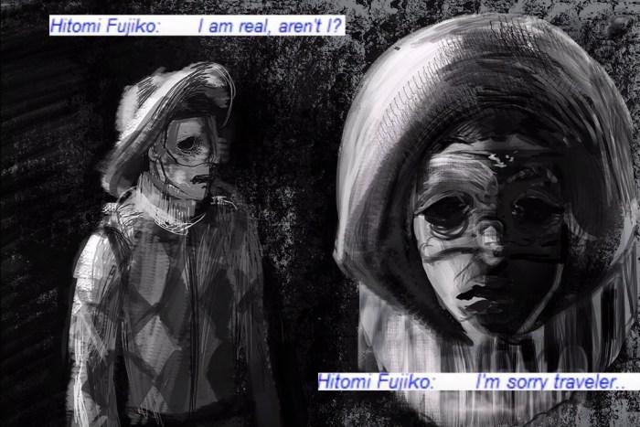 [ATUALIZADO] Creepypasta? Um bizarro jogador é encontrado vagando sozinho por um antigo MMO abandonado!