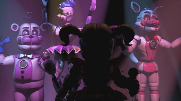 Sister Location: saiu o trailer do novo game da série Five Nights at Freddy's