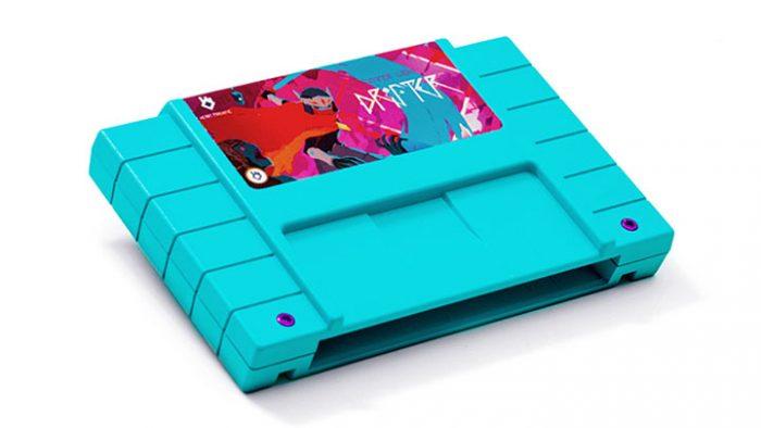 Edição especial de Hyper Light Drifter tem cartucho de Super Nintendo
