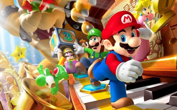 A Nintendo está querendo produzir filmes de seus próprios games