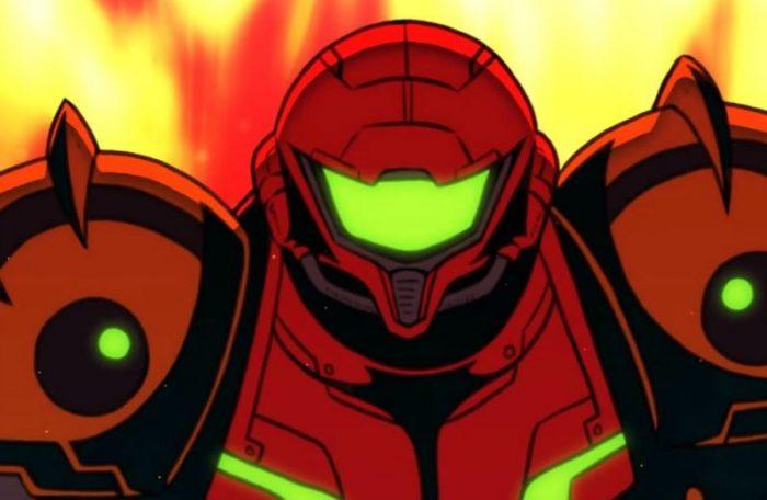 Este curta animado de Metroid será a coisa mais legal que você vai ver hoje!