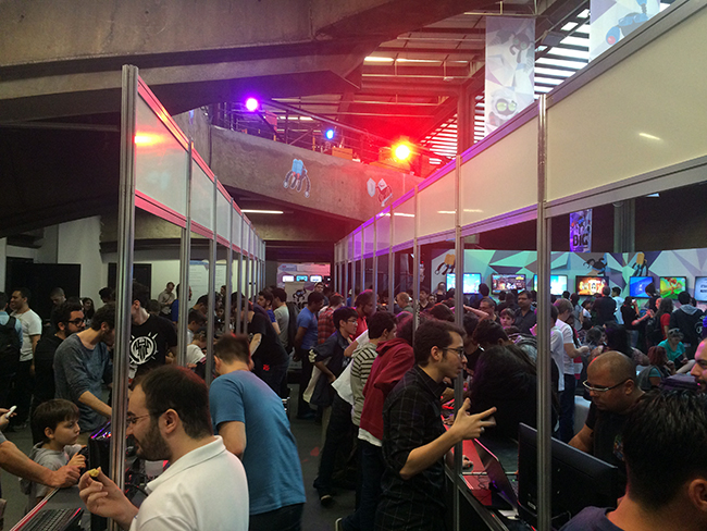 O mundo encantado dos games indies no BIG 2016