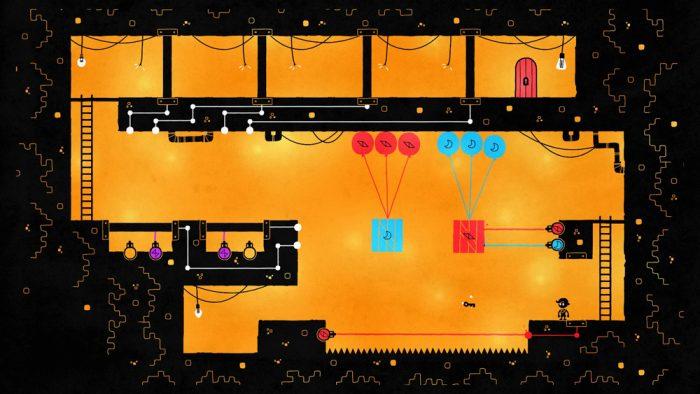 Análise Arkade: HUE é um puzzle game cativante que dá uma aula no uso de cores no design
