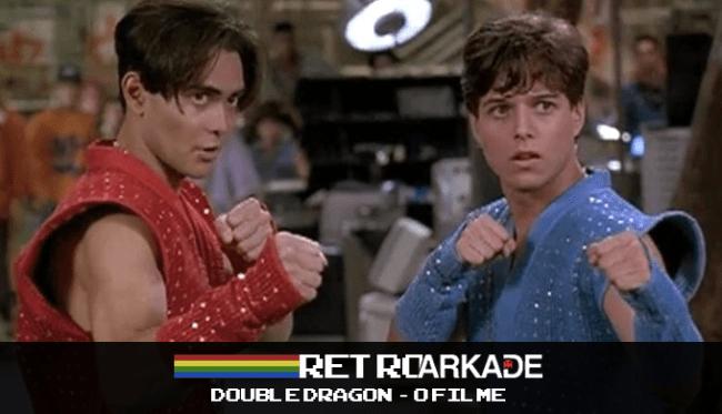 RetroArkade: Hora de ver (mais uma vez) este clássico da Sessão da Tarde: Double Dragon