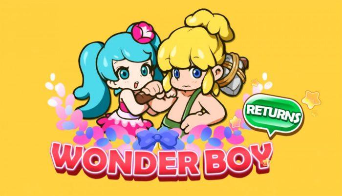 Wonder Boy Returns é um remake oficial do clássico da Sega, confira o trailer