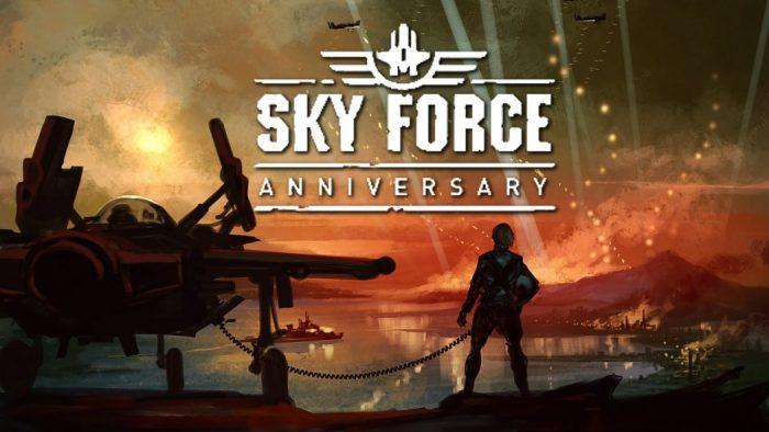"""Análise Arkade: Sky Force Anniversary revive o bom e velho """"shooter de navinha"""" com estilo"""