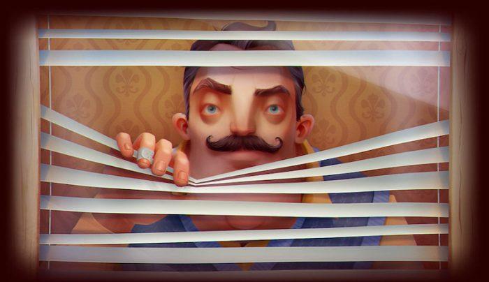 """Hello Neighbor é um jogo perturbador onde seu """"inimigo"""" aprende com os seus erros"""