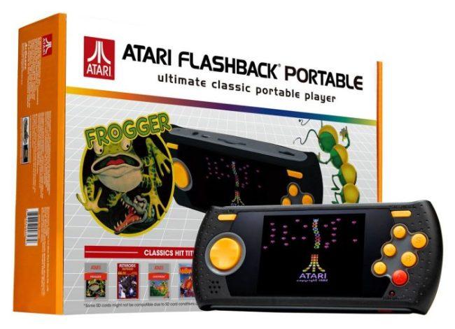 Atari 2600 será relançado em duas versões: uma com controle sem fio e outra portátil