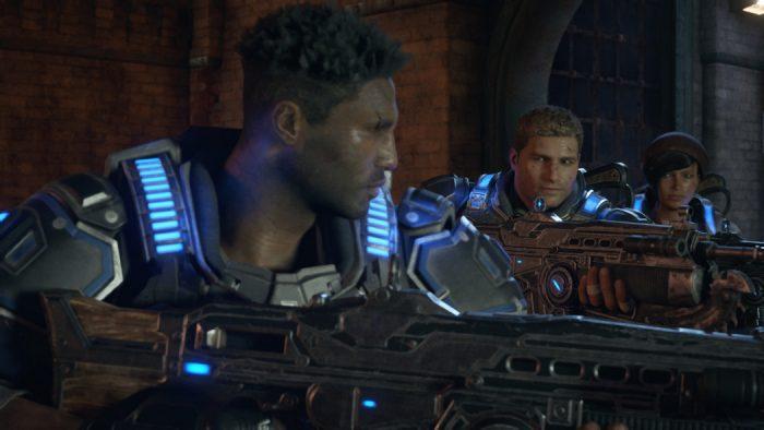 Análise Arkade: Gears of War 4 renova a guerra com muita competência