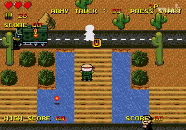 Da mesma publisher de Pier Solar, chega mais um game inédito para o Mega Drive: Papi Commando