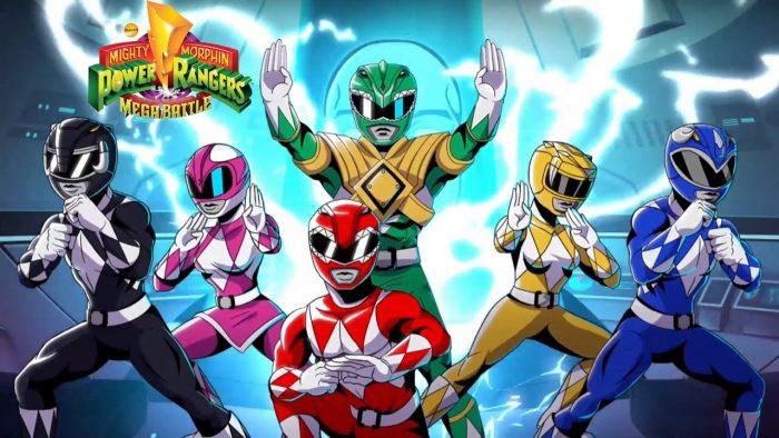 É hora de morfar! Vem aí um novo jogo dos Power Rangers!
