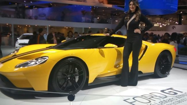 Salão do Automóvel 2016 - Conhecemos o novo Ford Mustang: pessoalmente e em GT Sport
