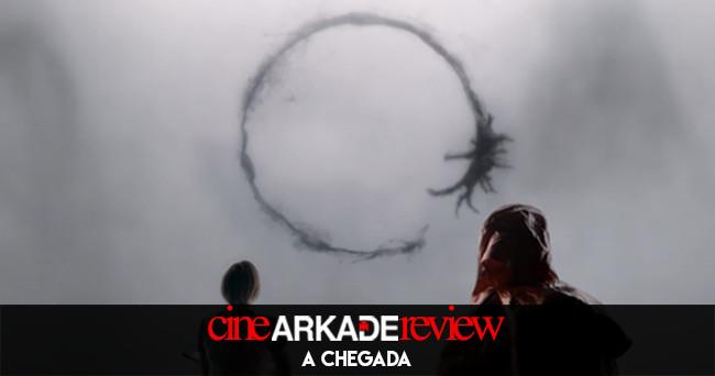 Cine Arkade Review - A Chegada