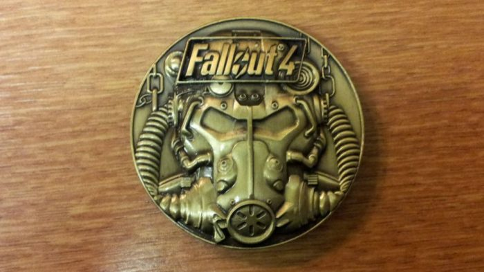 "Conheça agora as ""Challenge Coins"" de video games, que só podem ser obtidas (normalmente) por militares"